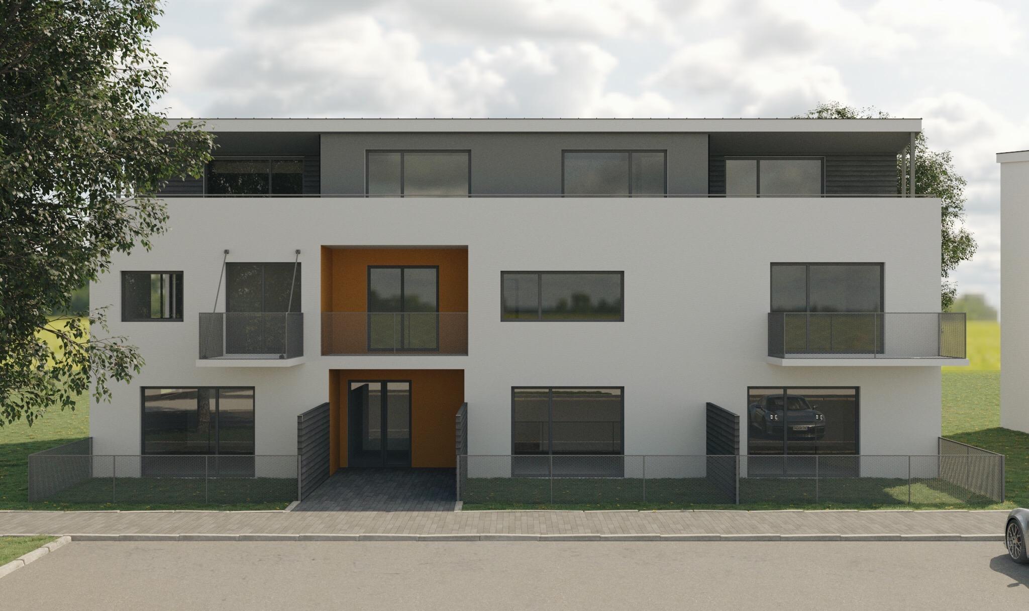 Bytový dům 1